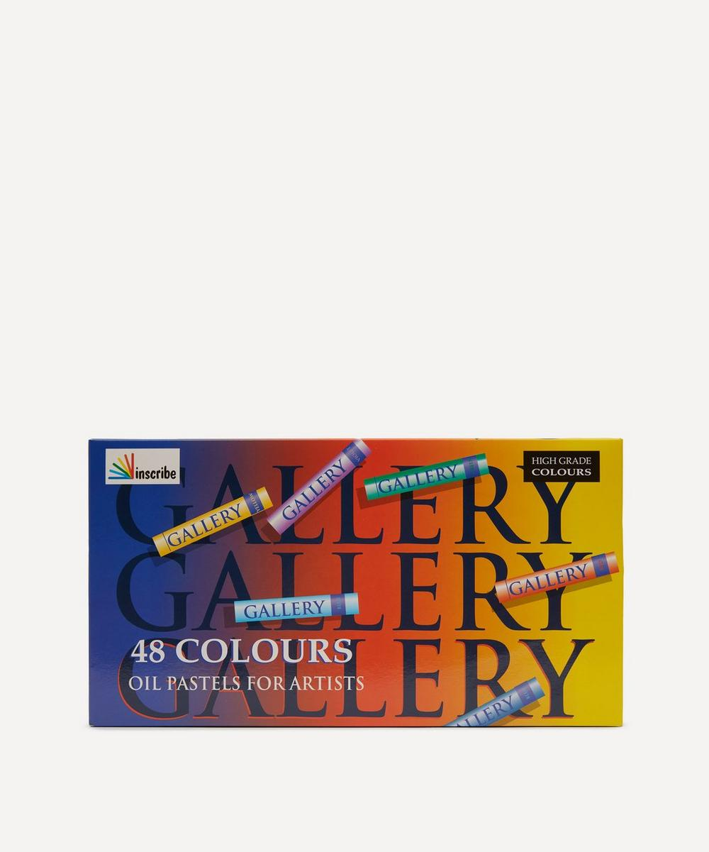 Inscribe - Oil Pastels Set of 48