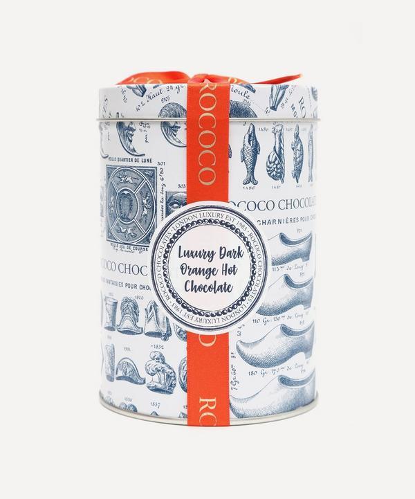 Rococo - Luxury Dark Orange Hot Chocolate 250g