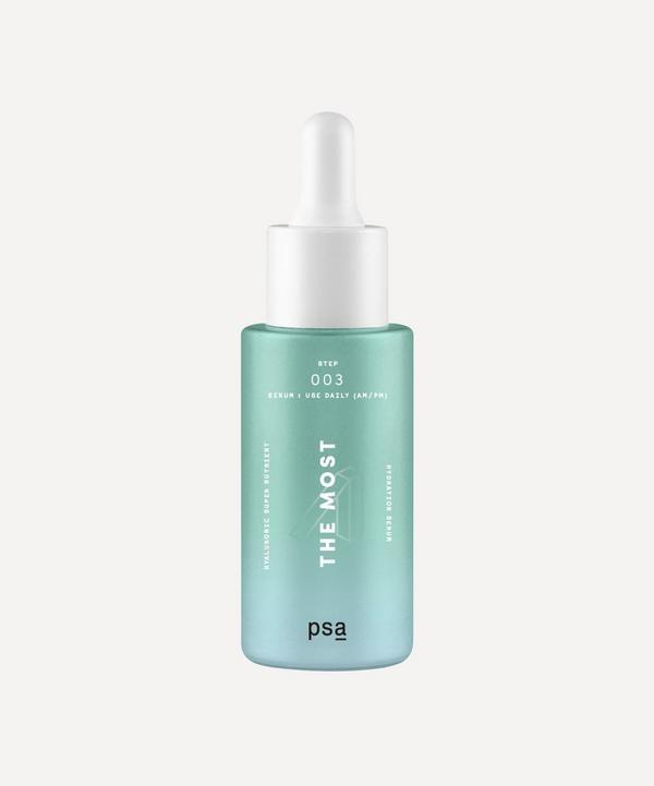 PSA Skin - Hyaluronic Super Nutrient Hydration Serum 30ml