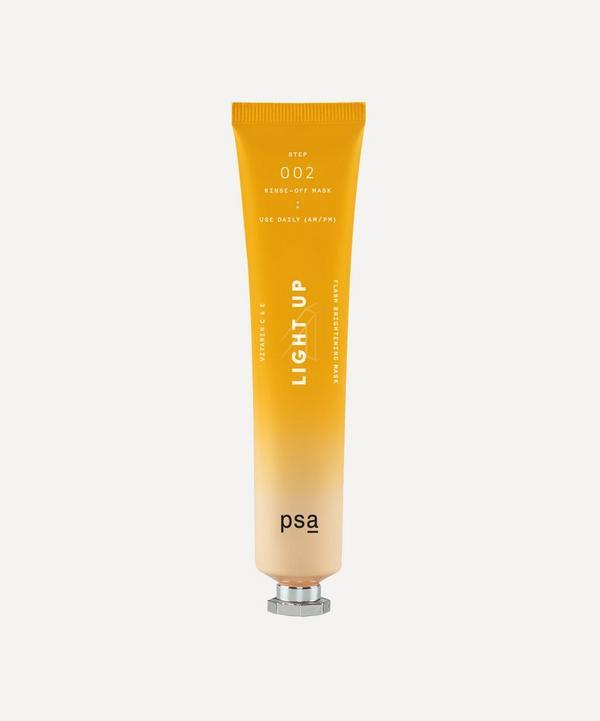 PSA Skin - LIGHT UP: Vitamin C & E Flash Brightening Mask 50ml