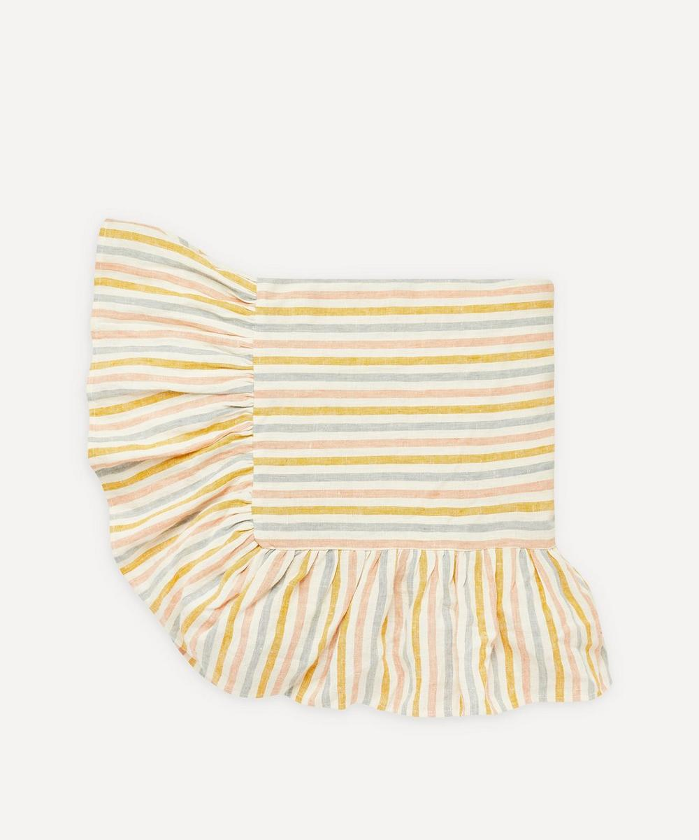 Projektityyny - Summer Stripe Tablecloth