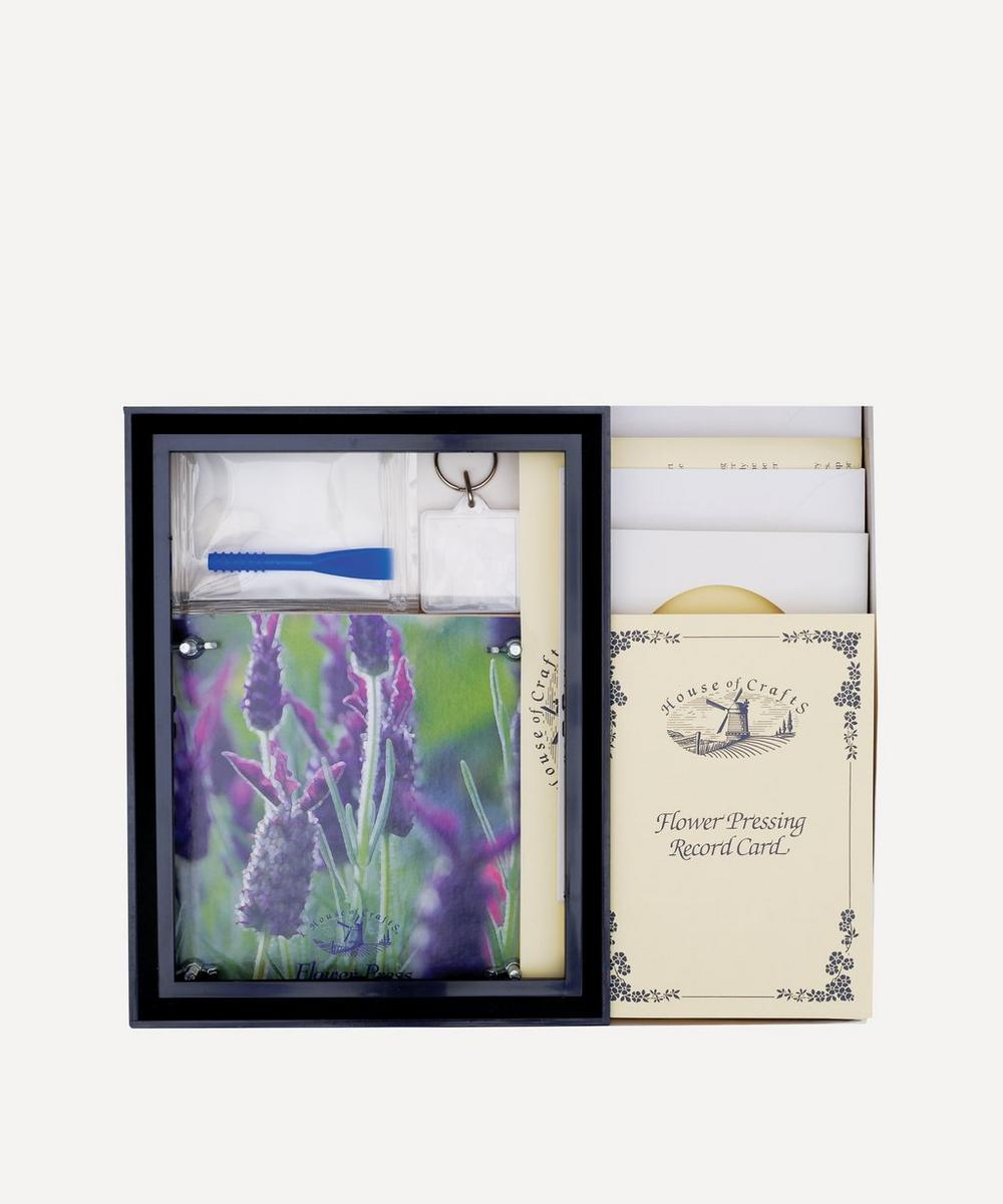 House of Crafts - Flower Press Kit