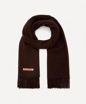 Oversized Wool Scarf
