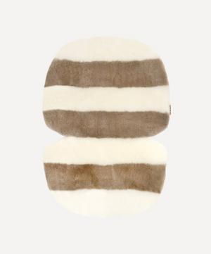 Milk Toast Stripe Snuggler