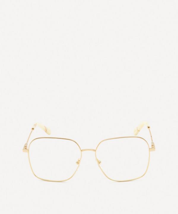 Chloé - Palma Square Metal Optical Glasses
