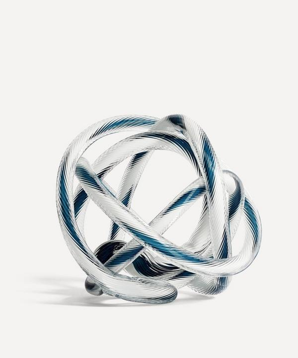 Hay - Large Knot No.2 Glass Ornament