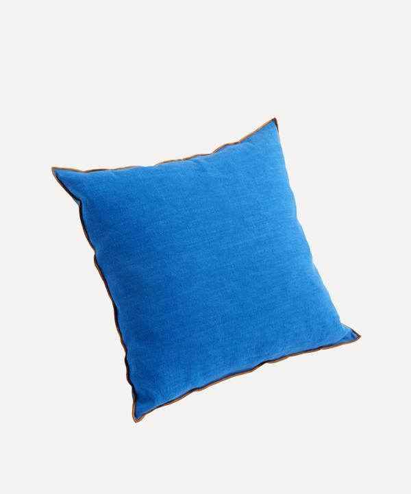 Hay - Outline Cotton-Linen Cushion