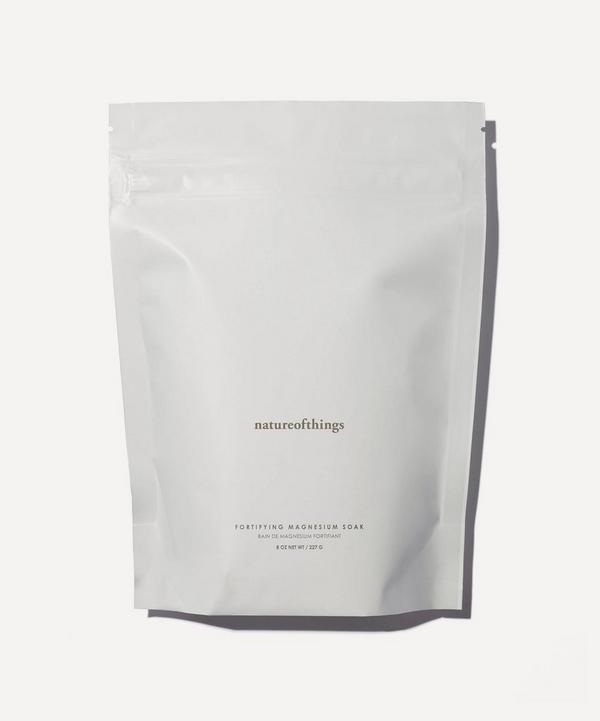 natureofthings - Fortifying CBD Magnesium Soak 227g