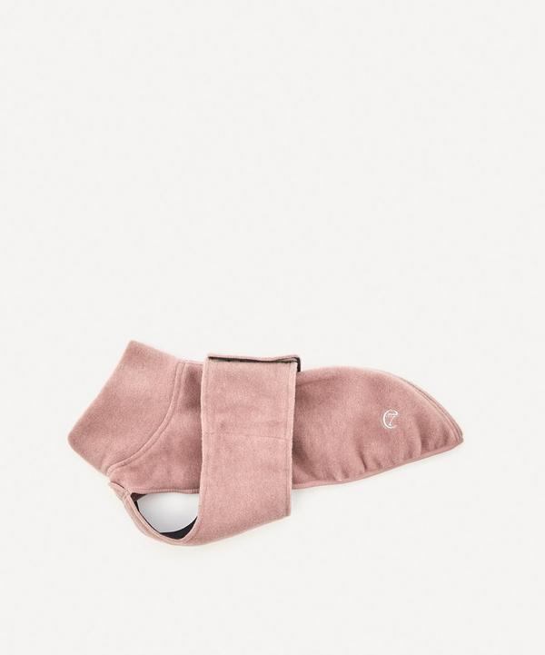 Cloud7 - Medium Derby Fleece Dog Sweater