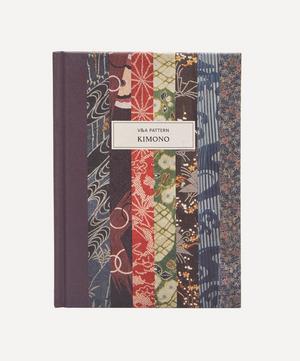 V & A Pattern: Kimono
