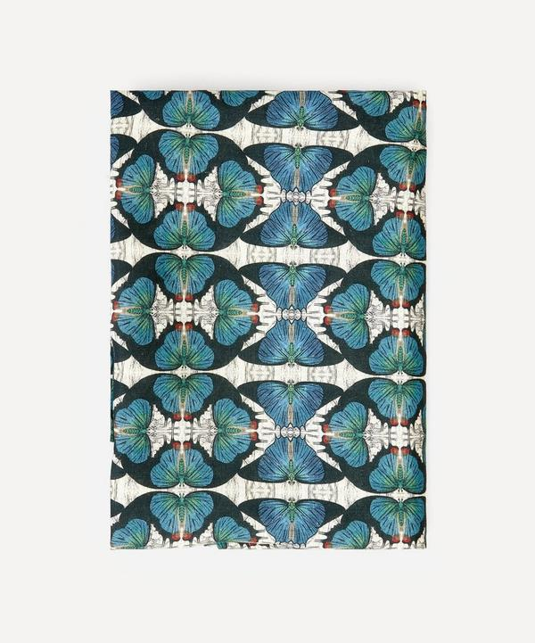 Avenida Home - Butterfly Large Linen Tablecloth