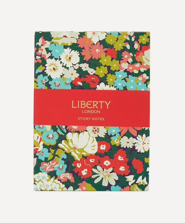 Liberty - Hardbound Floral Sticky Notes
