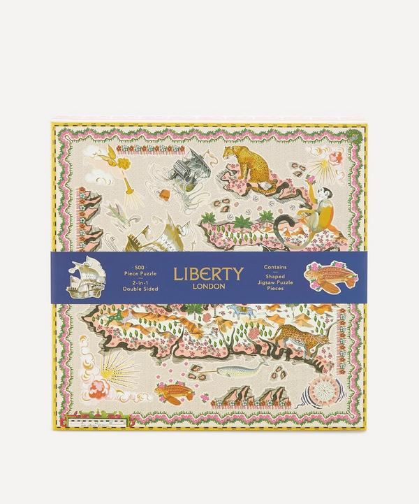 Liberty - Maxine 500-Piece Double Sided Jigsaw Puzzle