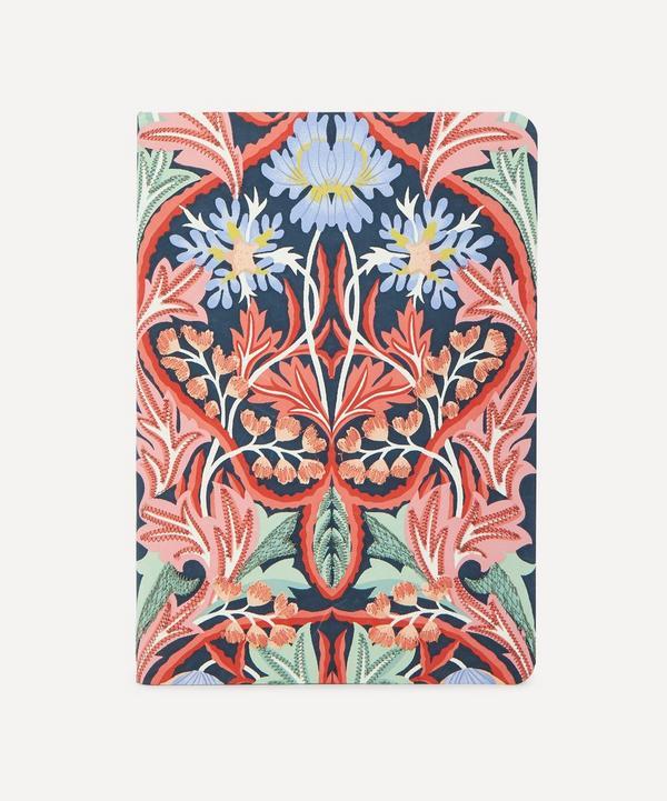 Liberty - May Handmade B5 Embroidered Journal