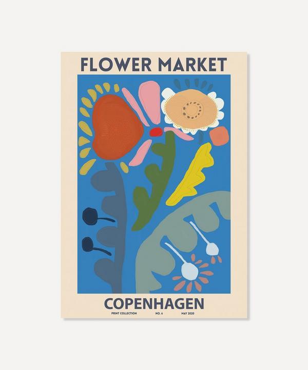 Astrid Wilson - Copenhagen Unframed Print