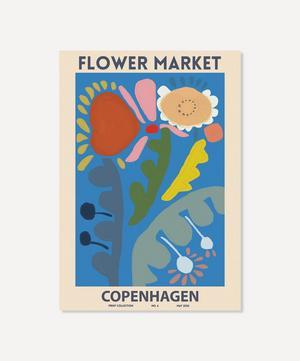 Copenhagen Unframed Print