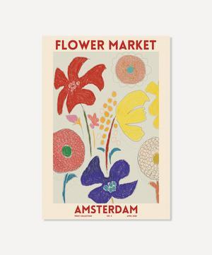 Amsterdam Unframed Print
