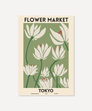 Tokyo Unframed Print