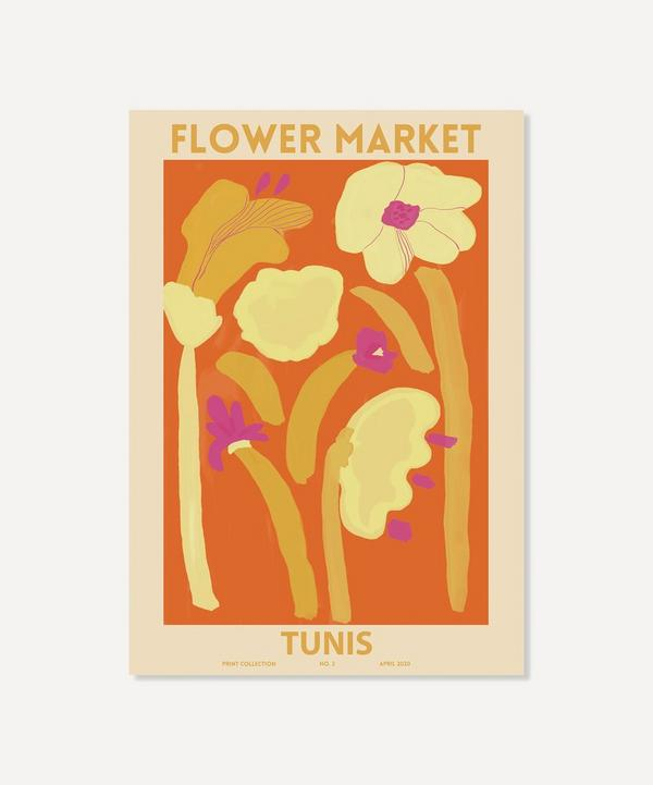Astrid Wilson - Tunis Unframed Print