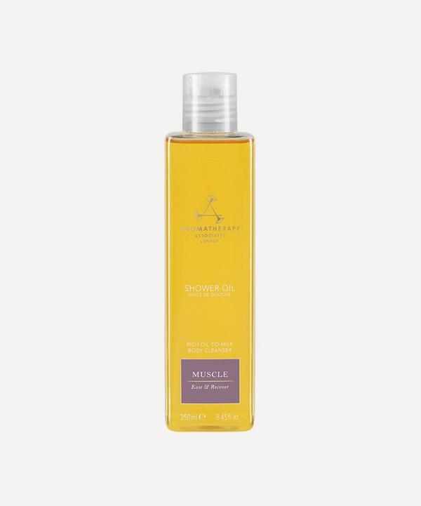 Aromatherapy Associates - Muscle Shower Oil 250ml