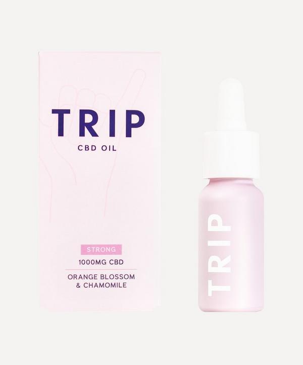 TRIP - Orange Blossom & Chamomile CBD Oil 1000mg 15ml