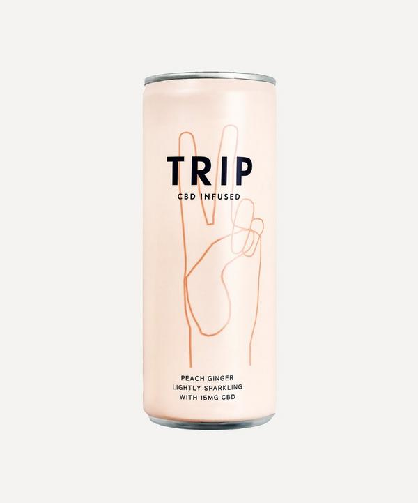 TRIP - Peach Ginger CBD-Infused Drink 250ml