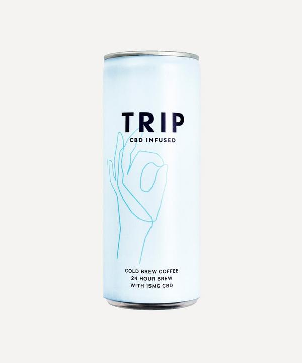 TRIP - Cold Brew Coffee CBD-Infused Drink 250ml