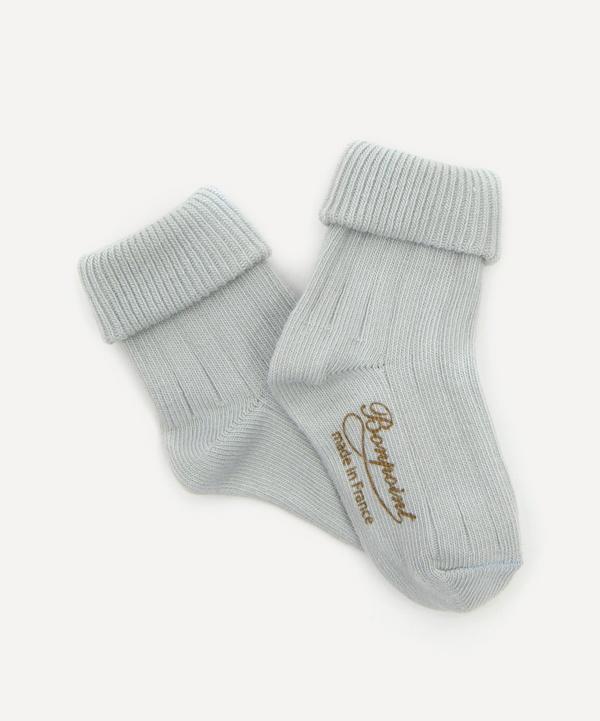 Bonpoint - Blue Sock Set