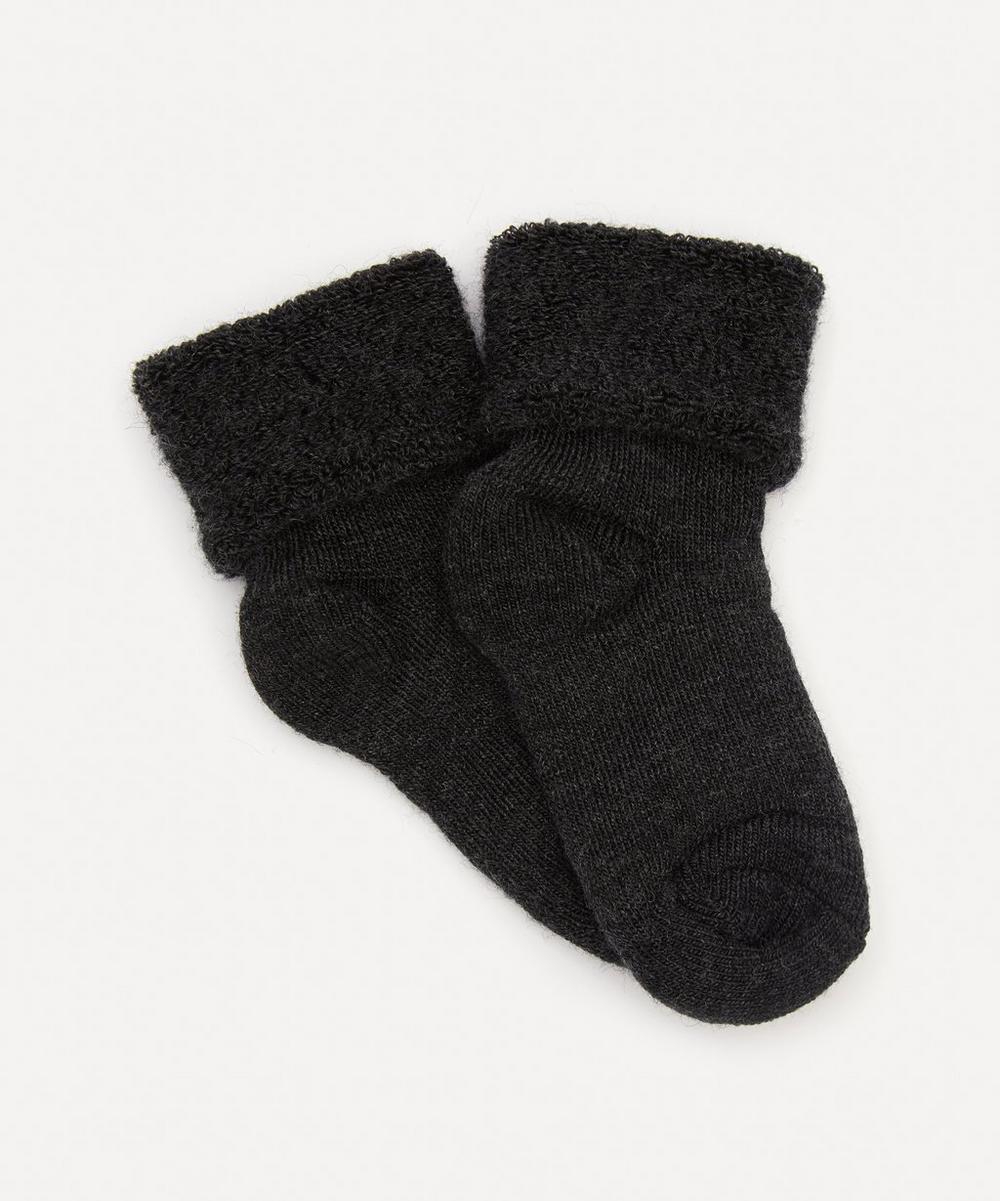 mp Denmark - Wool-Blend Terry Socks 0 Months-2 Years