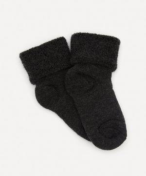 Wool-Blend Terry Socks 0 Months-2 Years