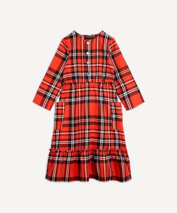 Mini Rodini - Woven Flannel Dress 2-8 Years