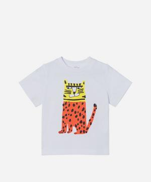 Tiger Short Sleeve T-Shirt 3 Months-3 Years