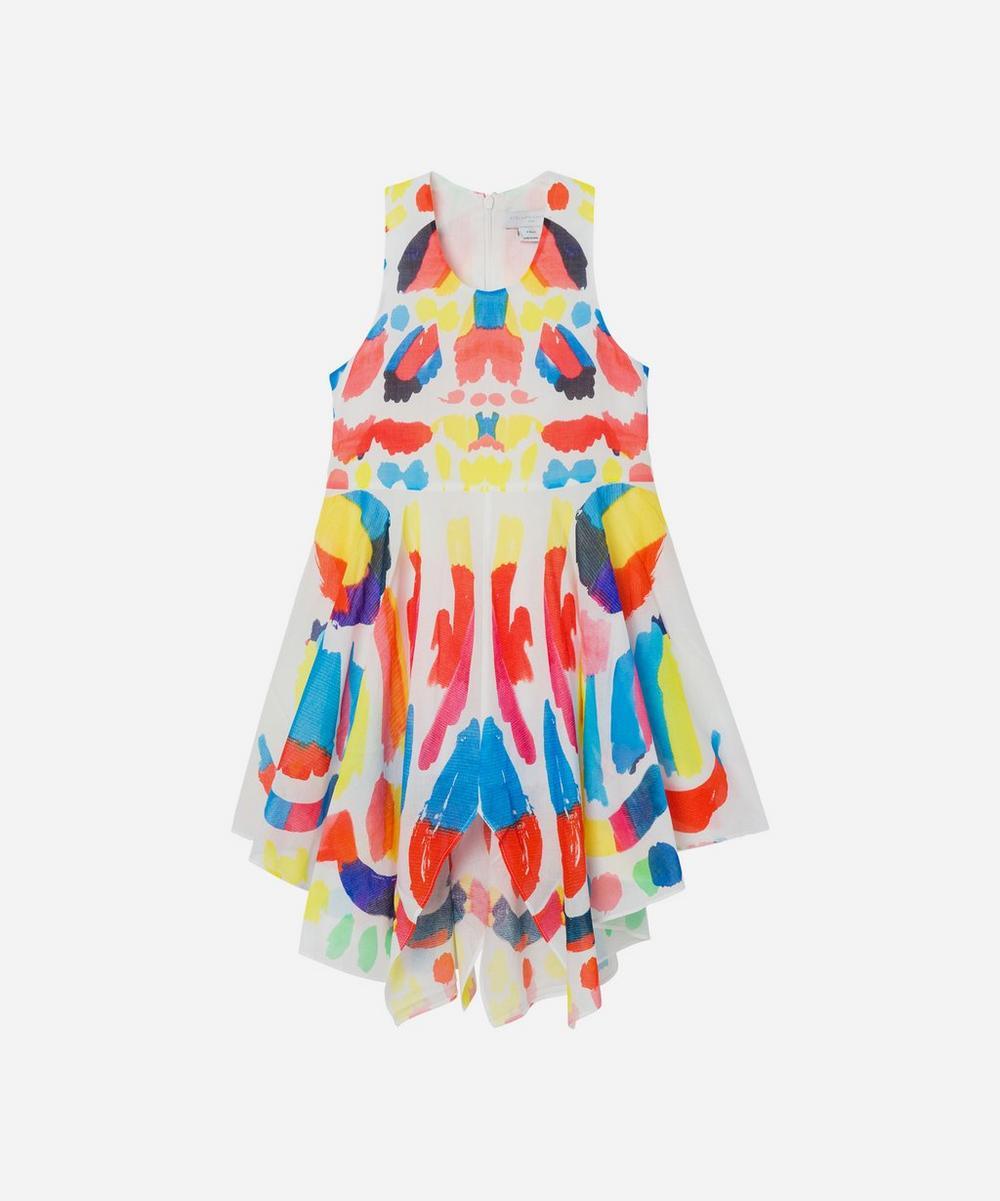 Stella McCartney Kids - Butterfly Cotton Dress 2-8 Years