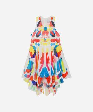 Butterfly Cotton Dress 2-8 Years