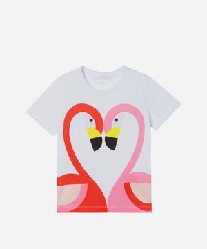 Flamingo Short Sleeve T-Shirt 2-8 Years