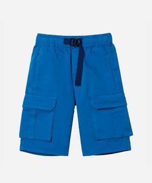 Cotton Cargo Shorts 2-8 Years