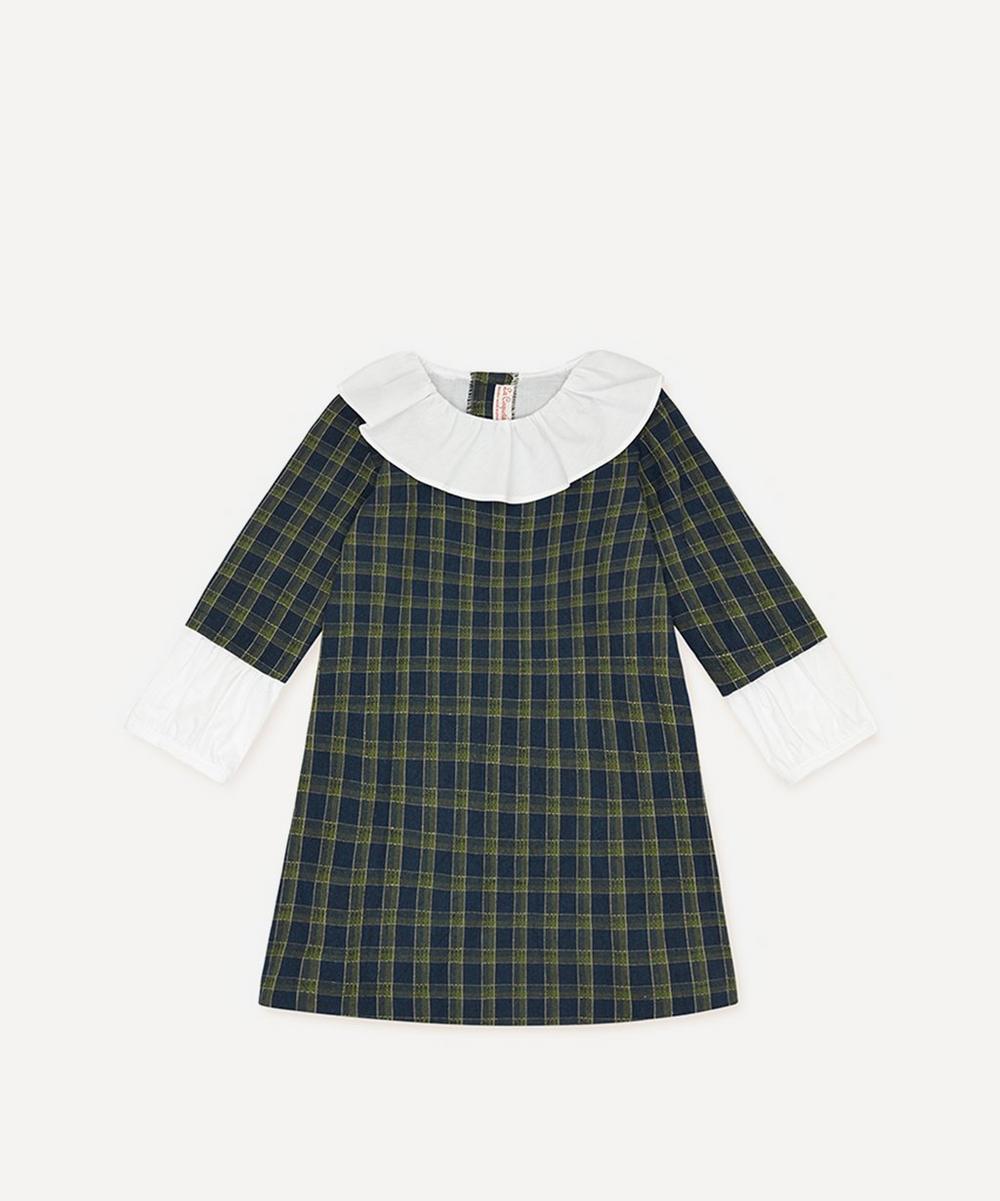 La Coqueta - Tartan Jane Dress 2-8 Years