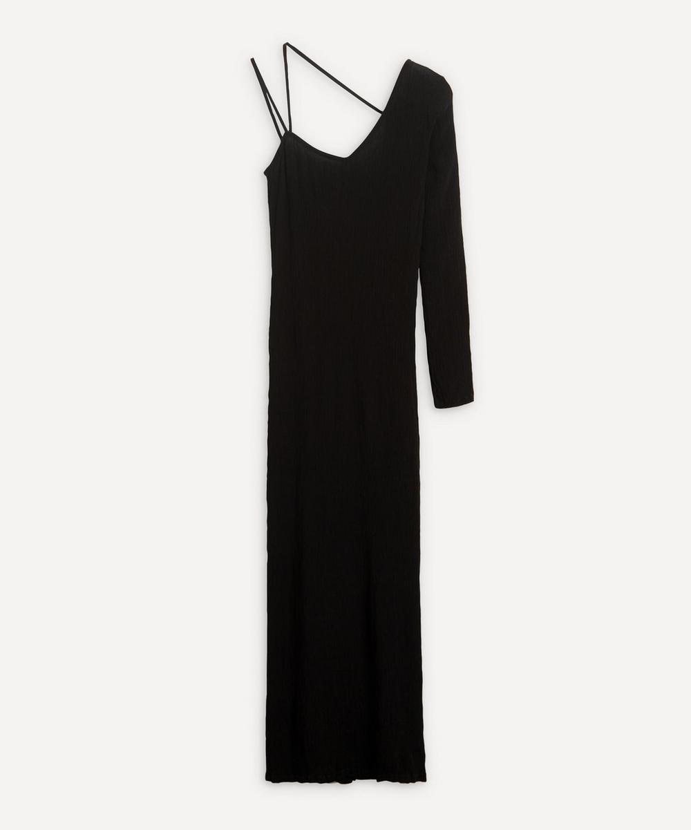 Paloma Wool - Linde One Shoulder Crinkle Midi-Dress