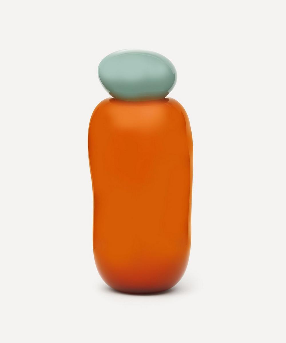 Helle Mardahl - Mint/Honey Bon Bon Mega Vase