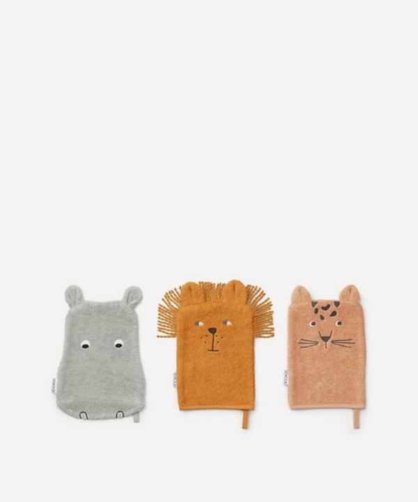 Liewood - Sylvester Washcloths Set of 3