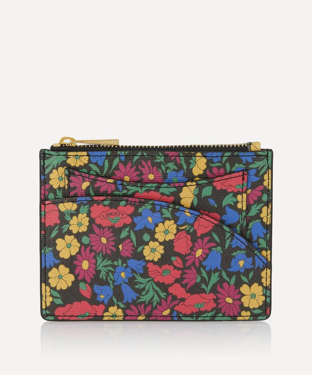 Liberty - Little Ditsy Poppy and Daisy Coin Purse