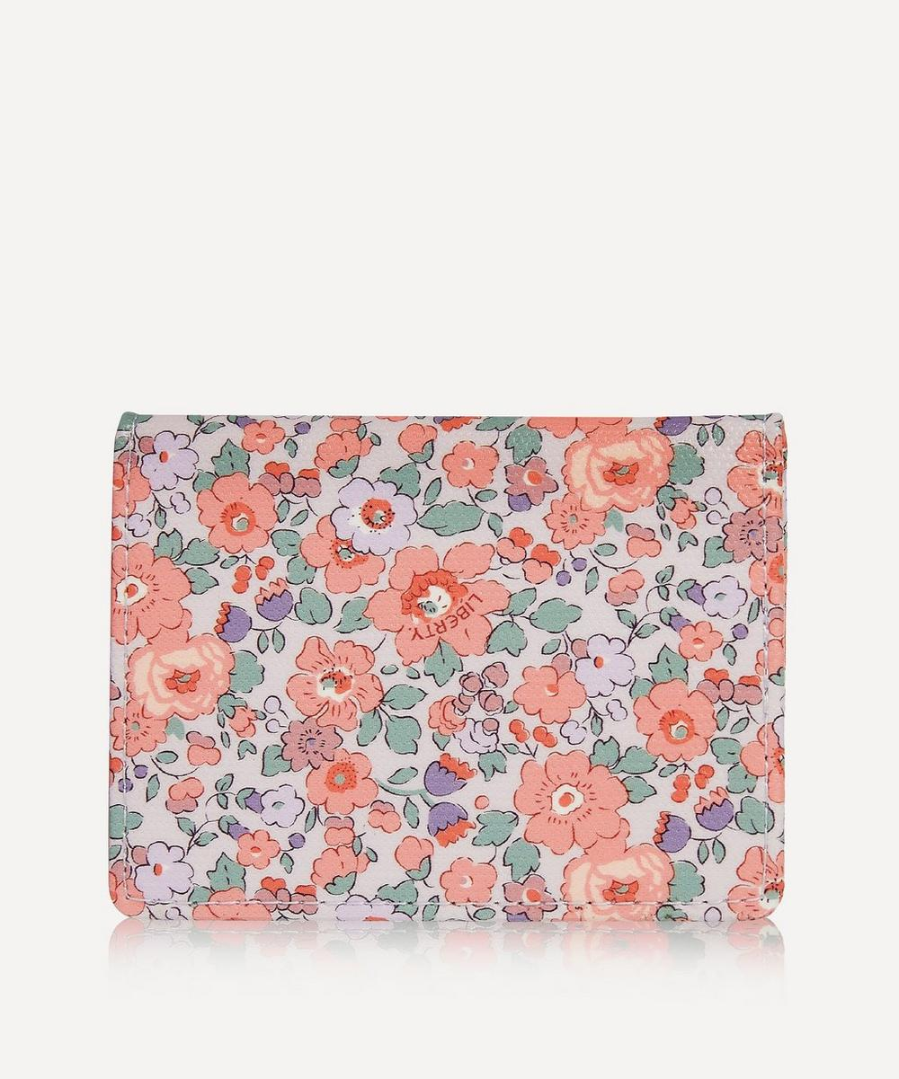Liberty - Little Ditsy Small Betsy Travel Card Holder