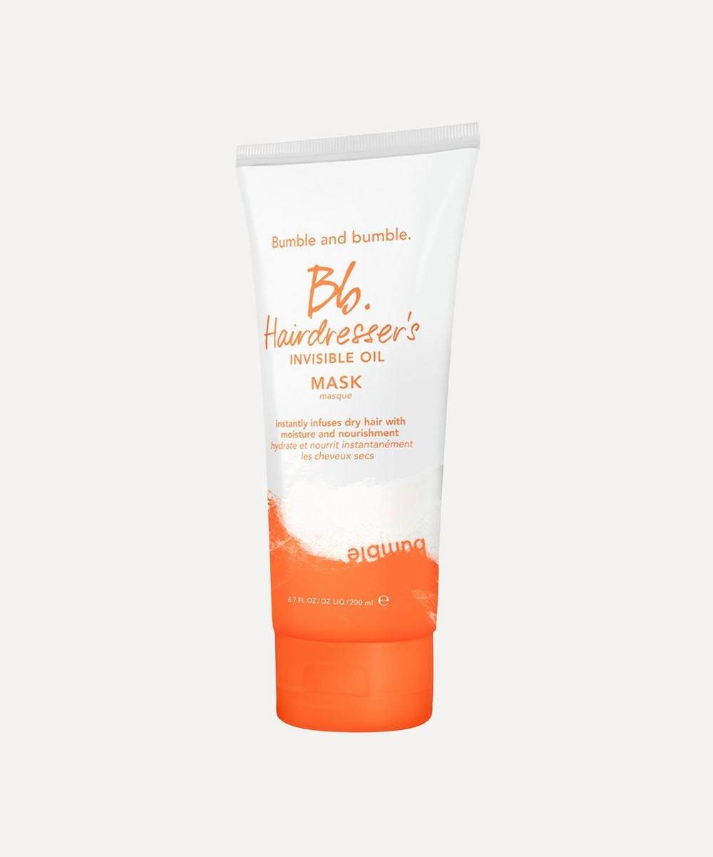 Bumble and Bumble - Hairdresser's Invisible Oil Mask 200ml