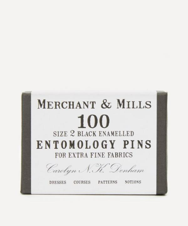 Merchant & Mills - 100 Entomology Pins