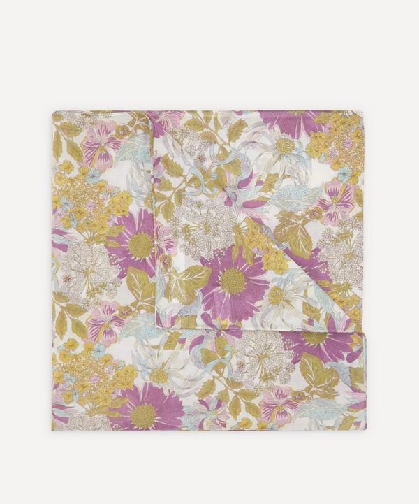 Liberty - Angelica Garla Large Cotton Handkerchief