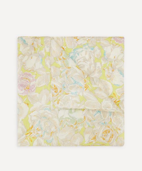 Liberty - August Rose Large Cotton Handkerchief