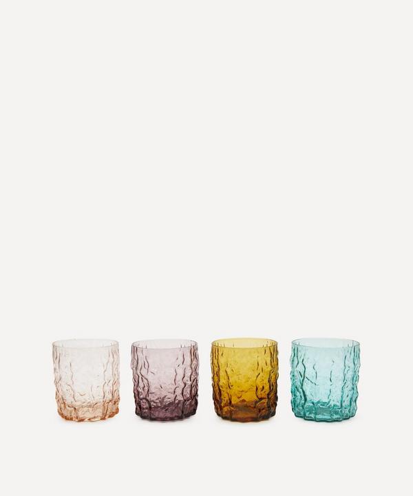 Klevering - Trunk Glasses Set of Four