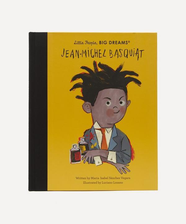 Bookspeed - Little People, Big Dreams Jean-Michel Basquiat