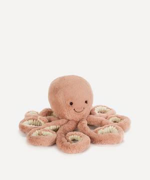 Odell Octopus Medium Soft Toy