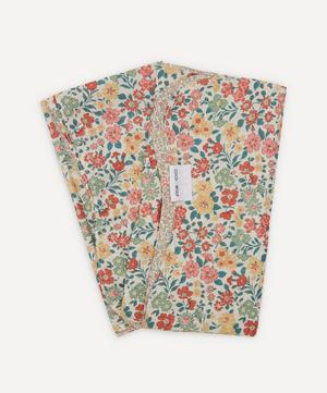 Katie and Millie, and Annabella Wavy Napkin